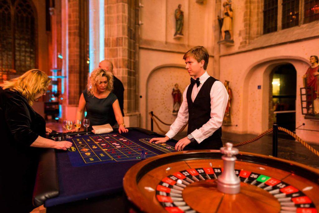 Casino feest organiseren