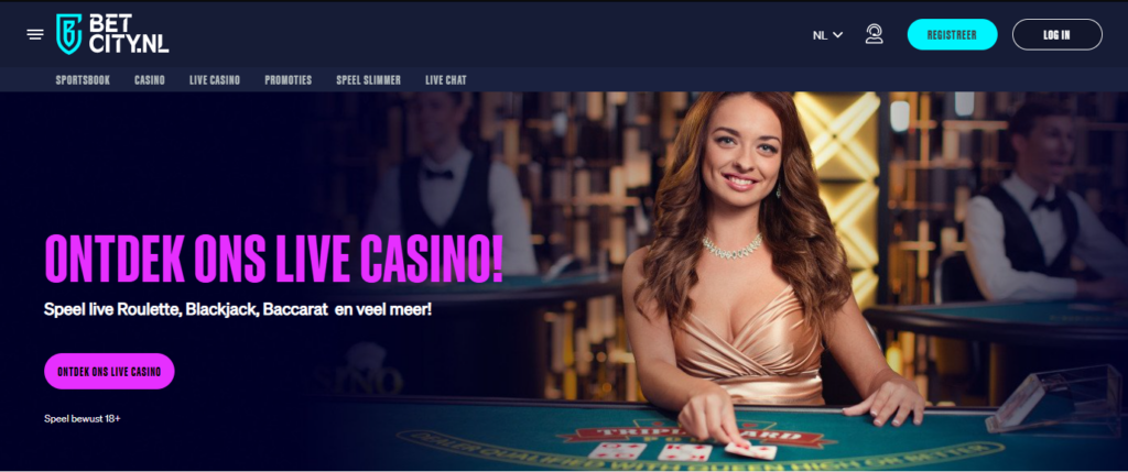 BetCity Live Casino